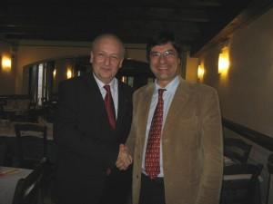 Con il Ministro Bondi