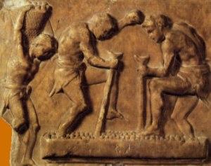 schiavi-che-pigiano-luva-ii-sec-dc-venezia-museo-archeologico
